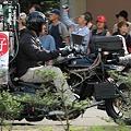 Photos: 中継用バイク
