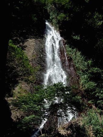 神洞滝 2011.7.22-2