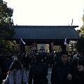 Photos: 靖国神社で初詣!