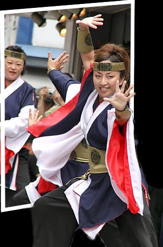 写真: 酔来亭セピア_大師よさこいフェスタ2008_42