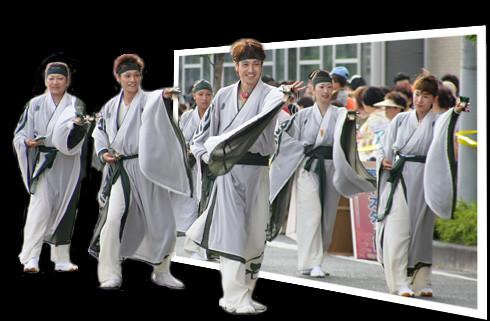 写真: 楽天_彩夏祭2008_29