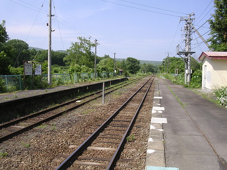 銚子口駅2