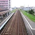 写真: 永山駅ホーム6