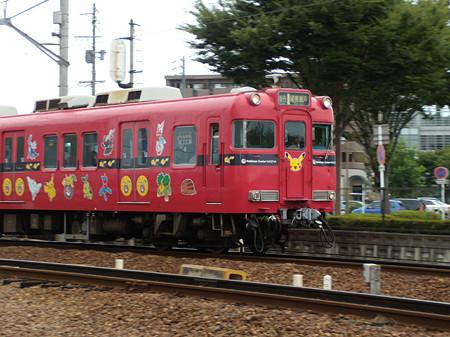 尾張旭駅に進入する6035Fポケモン