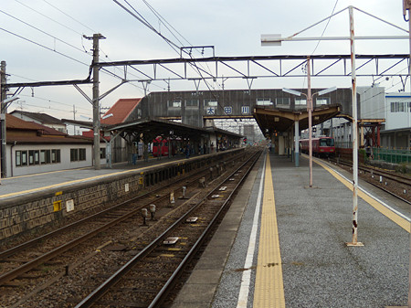 現在の太田川駅
