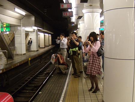 名古屋駅撮り鉄