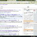 写真: ChromeでGoogle検索結果プレビュー