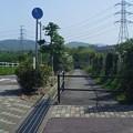 Photos: 不可解な区分と完全に封鎖された自転車道_光ヶ丘6