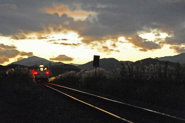 Photos: Twilight Railroad