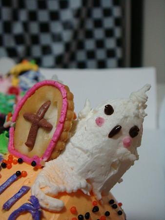 ゴーストちゃん@THE BEST CHEESE CAKES