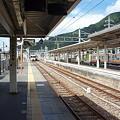 写真: 身延駅