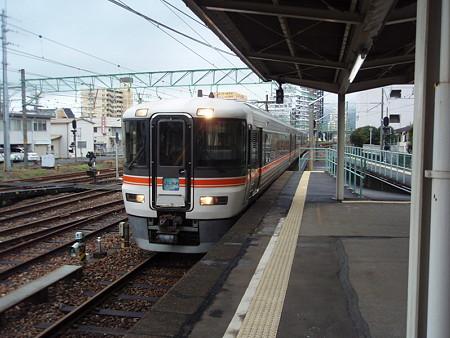 特急ふじかわ(富士駅)