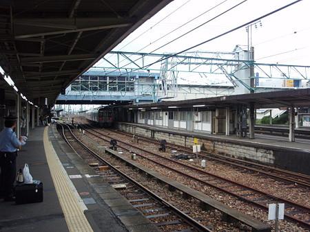 富士駅構内