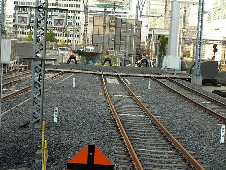 車止め(東京駅)