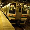 Photos: 211系(高崎駅)