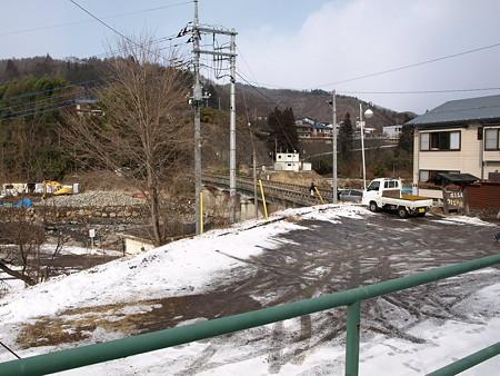 大前駅(北東方面)