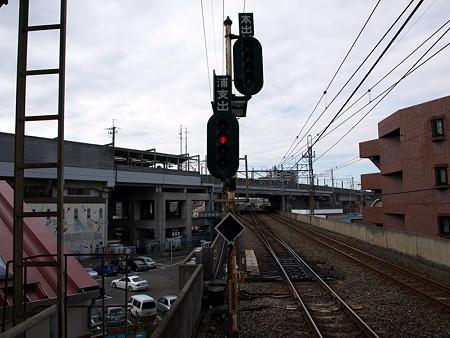 武蔵野線武蔵浦和駅構内