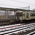 Photos: キハ110系(会津若松駅)