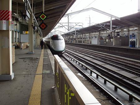 400系(郡山駅)