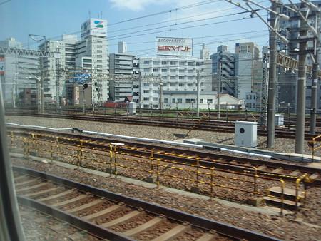 700系からの車窓(名古屋近辺)