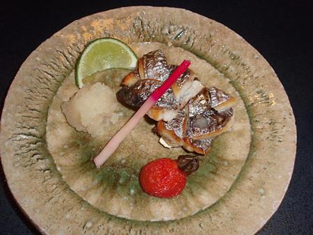 錦水館の食事