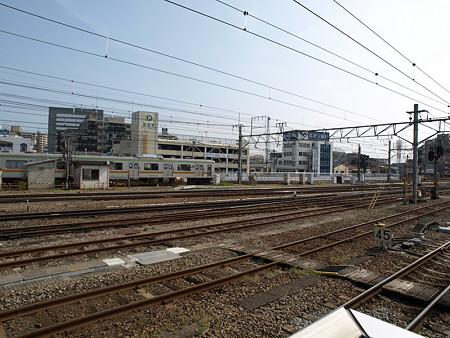 205系八高線(八王子駅)