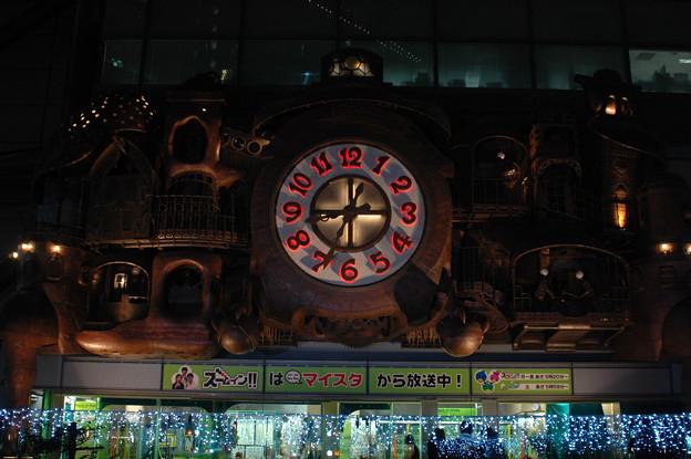 汐留 日テレ からくり大時計