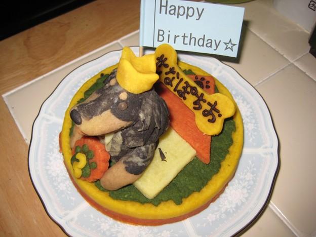 写真: 20101224_cake2