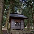 写真: 河口浅間神社・出雲社