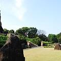 平和台公園の巨石【宮崎市】2