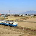関東鉄道 常総線 三妻-南石下 キハ102