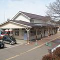 長野電鉄 湯田中駅 旧駅舎