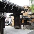 Photos: 島原の大門