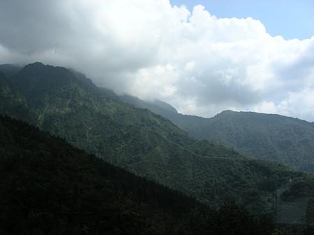 ロープウェーから見る風景1
