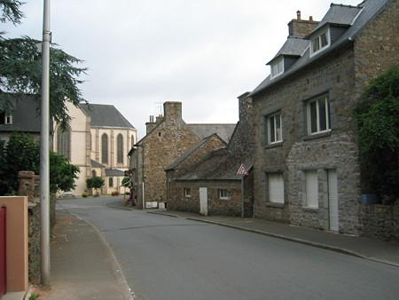 ブルターニュの町並み3