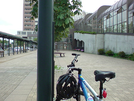 エルフィンロード JR北広島駅