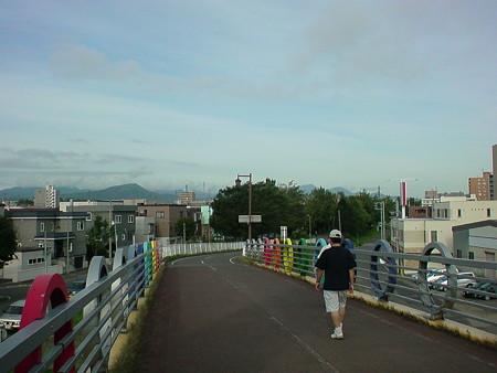 08-09-15朝練 虹の橋