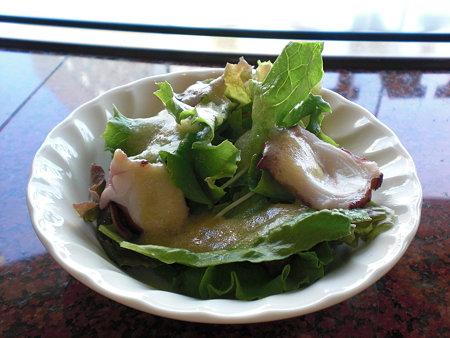 蛸のサラダ