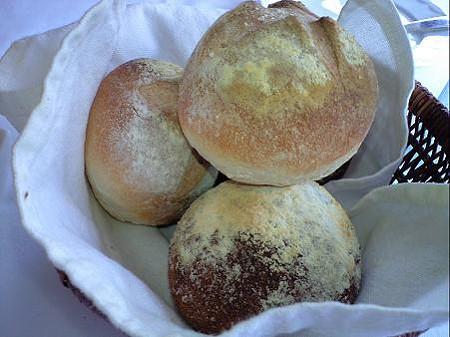 自家製パン♪