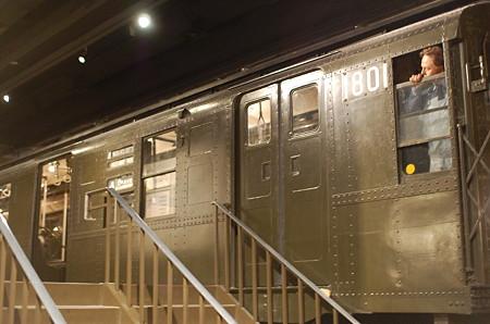 古き日の電車