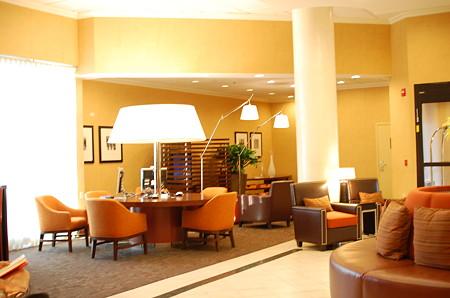 シェラトン・ワシントン・ホテル・ノース(フロント)