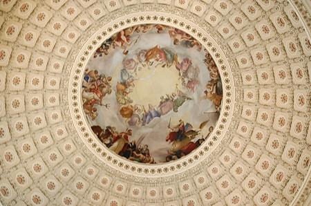 国会議事堂の天井