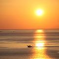 写真: 伊東の日の出
