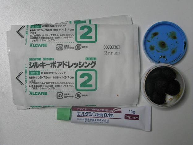 軟膏 エルタシン