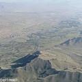 Photos: MIAT航空 機内からの眺め