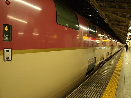 旅の始まりは寝台列車で♪