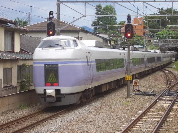 中央本線 特急スーパーあずさ松本行 CIMG4738