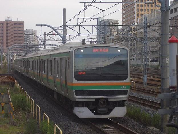 高崎・両毛線 普通前橋行 CIMG8751