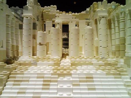 080829-レゴ展 パルテノン神殿 (3)