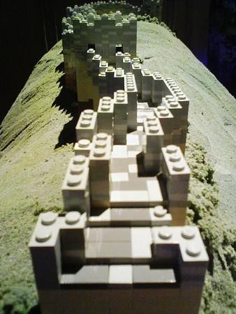 080829-レゴ展 万里の長城 (2)